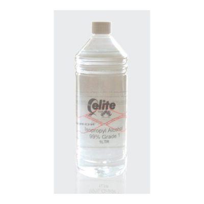 Elite Grade 1 Isopropyl Alcohol 99% (IPA) - 1 Litre