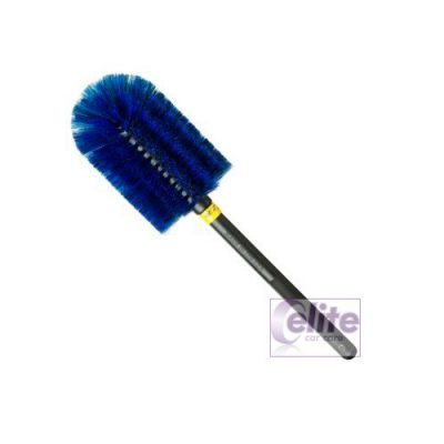 EZ Detail GO EZ Wheel Cleaning Brush - For Cars and Bikes
