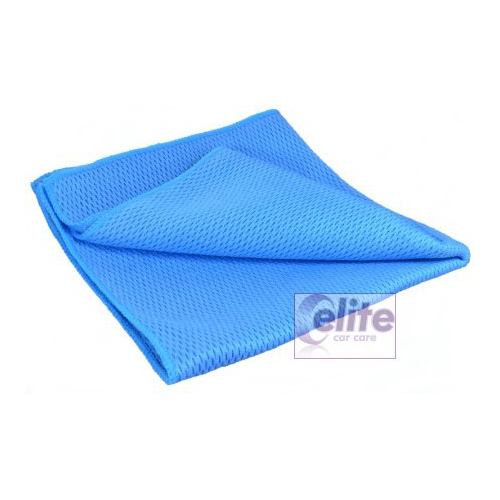 Elite diamond weave smear free glass cleaning towel for Glass cleaning towels