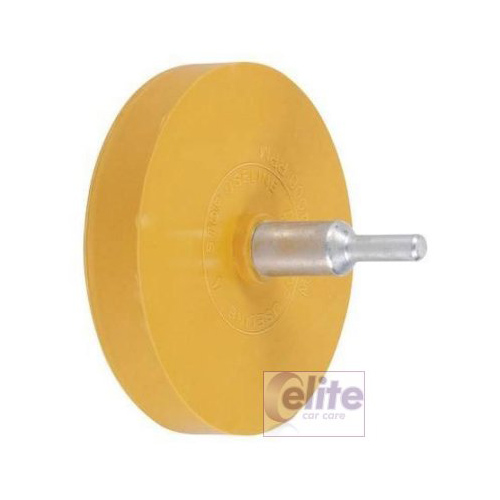 Elite Caramel Wheel for Removing Stripes & Stickers 85mm