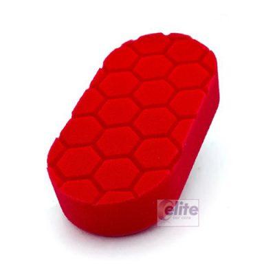 Elite HEXSHINE Red Wax, Sealant & Glaze Applicator Pad