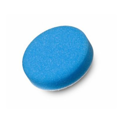 "Elite 100x25mm (4"") Blue Polishing Spot Pad"