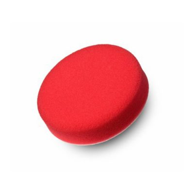 "Elite 100x25mm (4"") Red Finishing Spot Pad"