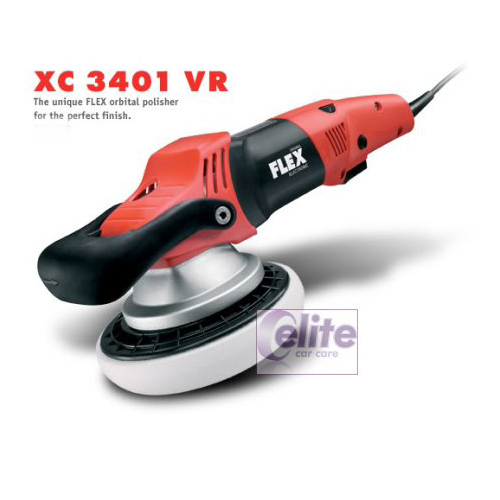FLEX XC3401 VRG Positive Drive Orbital Polisher