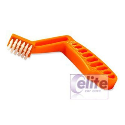 Elite Professional Foam & Wool Pad Conditioning Brush