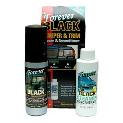 Forever Black - Bumper & Trim Cleaner and Reconditioner