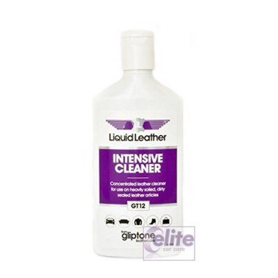 Gliptone Liquid Leather GT12 Cleaner - 250ml