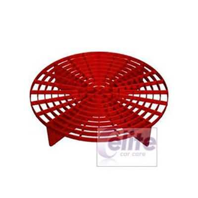 Grit Guard Bucket Insert - Red
