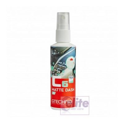 Gtechniq C6 Matte Dash AB 100ml - Anti Bacterial