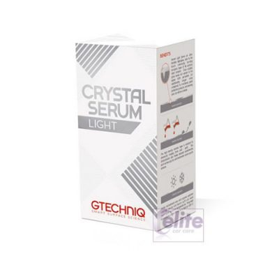 Gtechniq Crystal Serum Light - Durable Paint Coating - 30ml