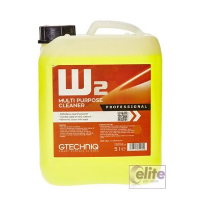 Gtechniq W2 Universal Cleaner Concentrate - 5 Litre
