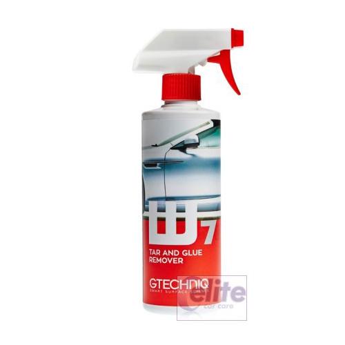 Gtechniq W7 Tar and Glue Remover - 500ml