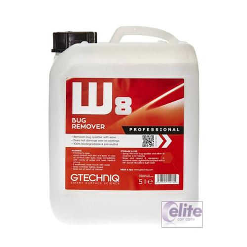 Gtechniq W8 Bug Remover - 5 Litre