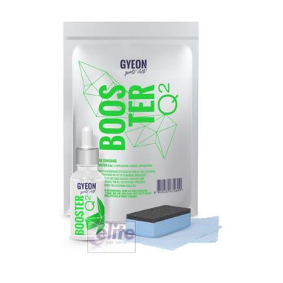 Gyeon Q2 Booster 30ml - Super Hydrophobic Top Coat