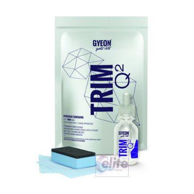 Gyeon Q2 Trim 30ml Kit - Long-Lasting Trim Protection