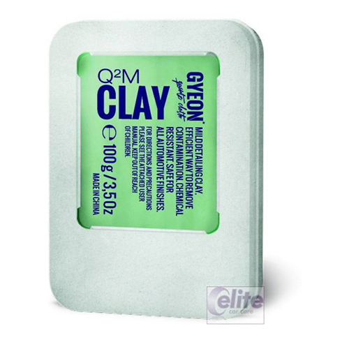 Gyeon Q2M Clay Bar - Mild - 100g