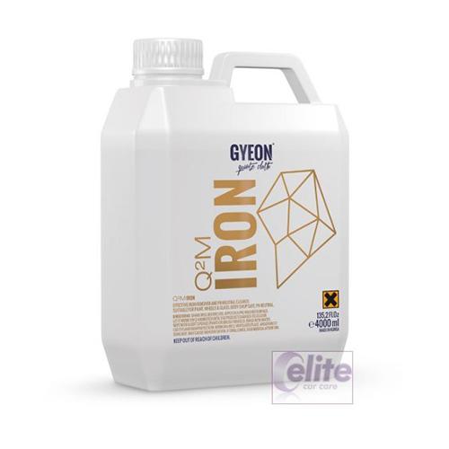 Gyeon Q2M Iron 4 Litre - pH Neutral Ferrous Fallout Remover