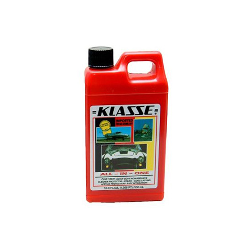 Klasse All In One Polish & Sealant 500ml