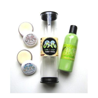 Dodo Juice - Lime & Light Sample Kit