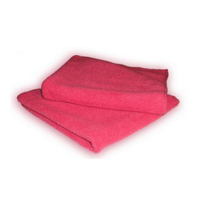 Pink Microfibre Cloths - Multi Purpose