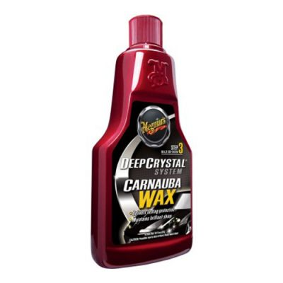 Meguiars Deep Crystal Step 3 - Carnauba Wax