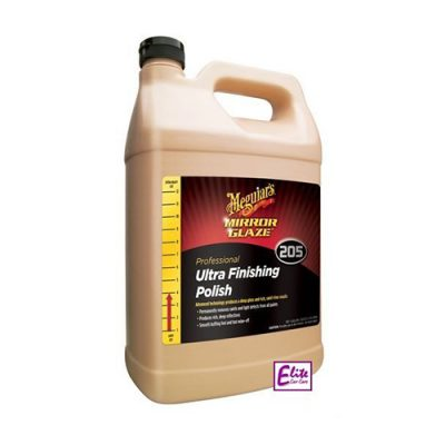 Meguiars M205 Ultra Finishing Polish - 1 Gallon / 3.78 Litres