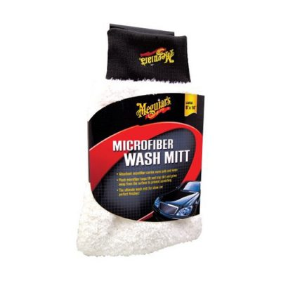 Meguiars Deep Pile MicroFibre Wash Mitt