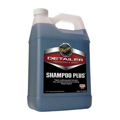 Meguiars Shampoo Plus - 1 US Gallon / 3.78 Litres