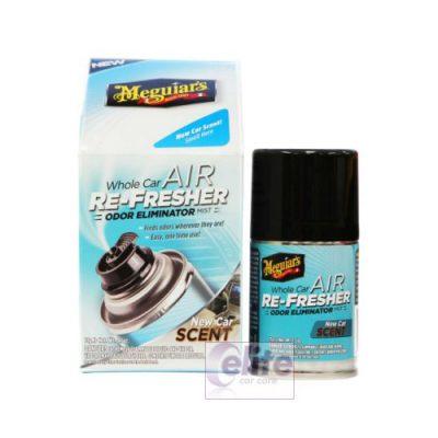 Meguiar's Air Re-Fresher & Odour Eliminator - New Car Scent