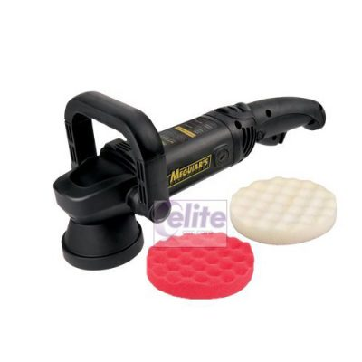 Meguiars MT320 Dual Action Polisher & Free Pads