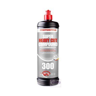 Menzerna Super Heavy Cut Compound 300 - 1 Litre