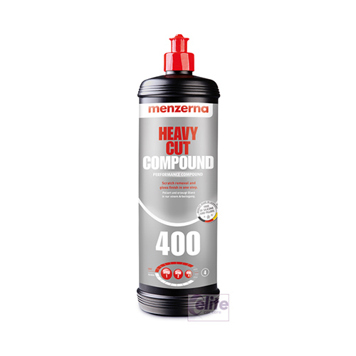 Menzerna Heavy Cut 400 Polishing Compound FG400 - 1 Litre