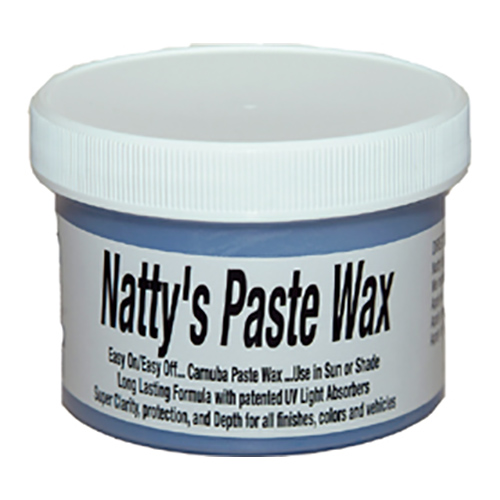Poorboy's Nattys Paste Wax (Blue)