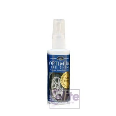 Optimum Tire Shine - 4oz (118ml) Sample Size