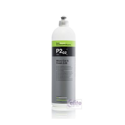 Koch Chemie P2.02 Micro Cut & Finish Polish with Wax - 1 Litre