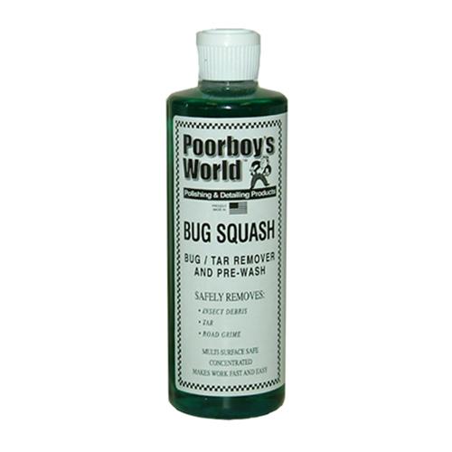 Poorboy's Bug Squash - Bug & Tar Remover 16oz