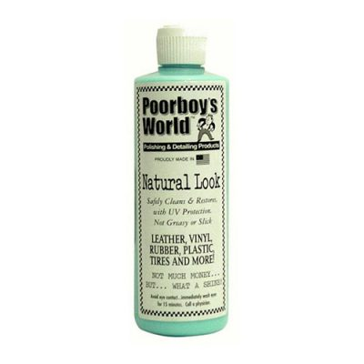 Poorboy's Natural Look Dressing - 16oz