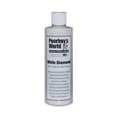 Poorboy's White Diamond - Show Glaze for Light Vehicles
