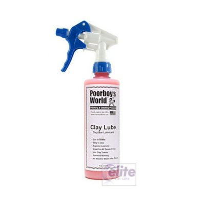 Poorboy's Clay Lube 16oz