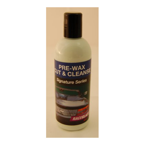 Raceglaze Signature Series Pre-Wax Cut & Cleanse - 250ml