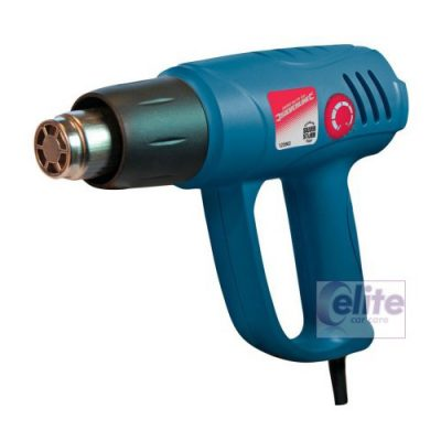 Silverline Professional Hot Air Gun 2000w - Variable Temperature