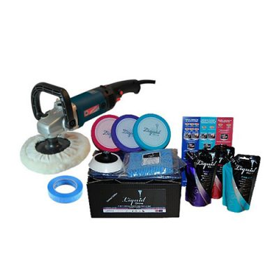 Silverline Liquid Shine Professional Polishing Kit
