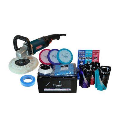 Silverline Liquid Shine Professional Polishing Kit
