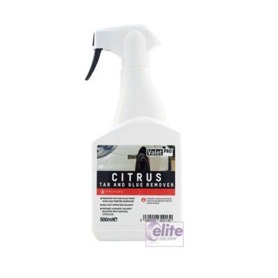Valet Pro Citrus Tar & Glue Remover - 500ml