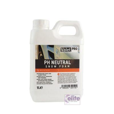 Valet Pro PH Neutral Snow Foam - 1 litre