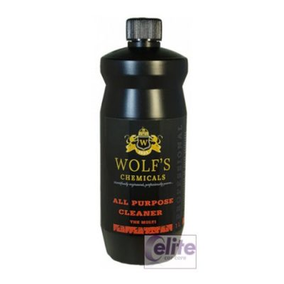 Wolf's Chemicals All Purpose Cleaner - The Multi - 1 Litre