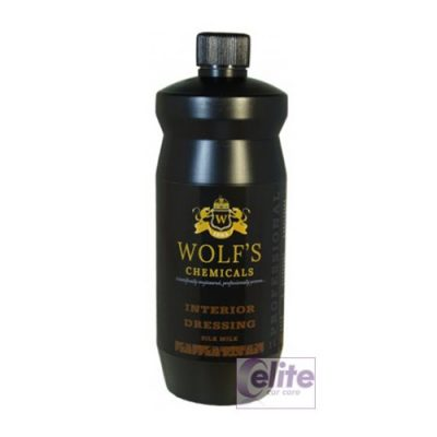 Wolf's Chemicals Interior Dressing - Silk Milk - 1 Litre