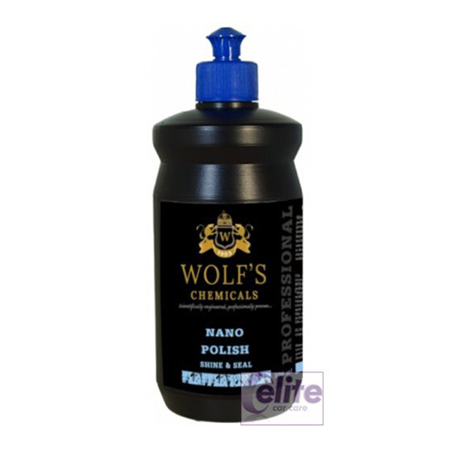 Wolf's Chemicals Nano Sealing Polish (Shine & Seal) - 500ml