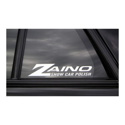 Zaino Metallic Silver Decal
