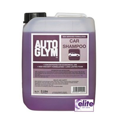 Autoglym No.14 Car Shampoo - New Formula - 5 Litre